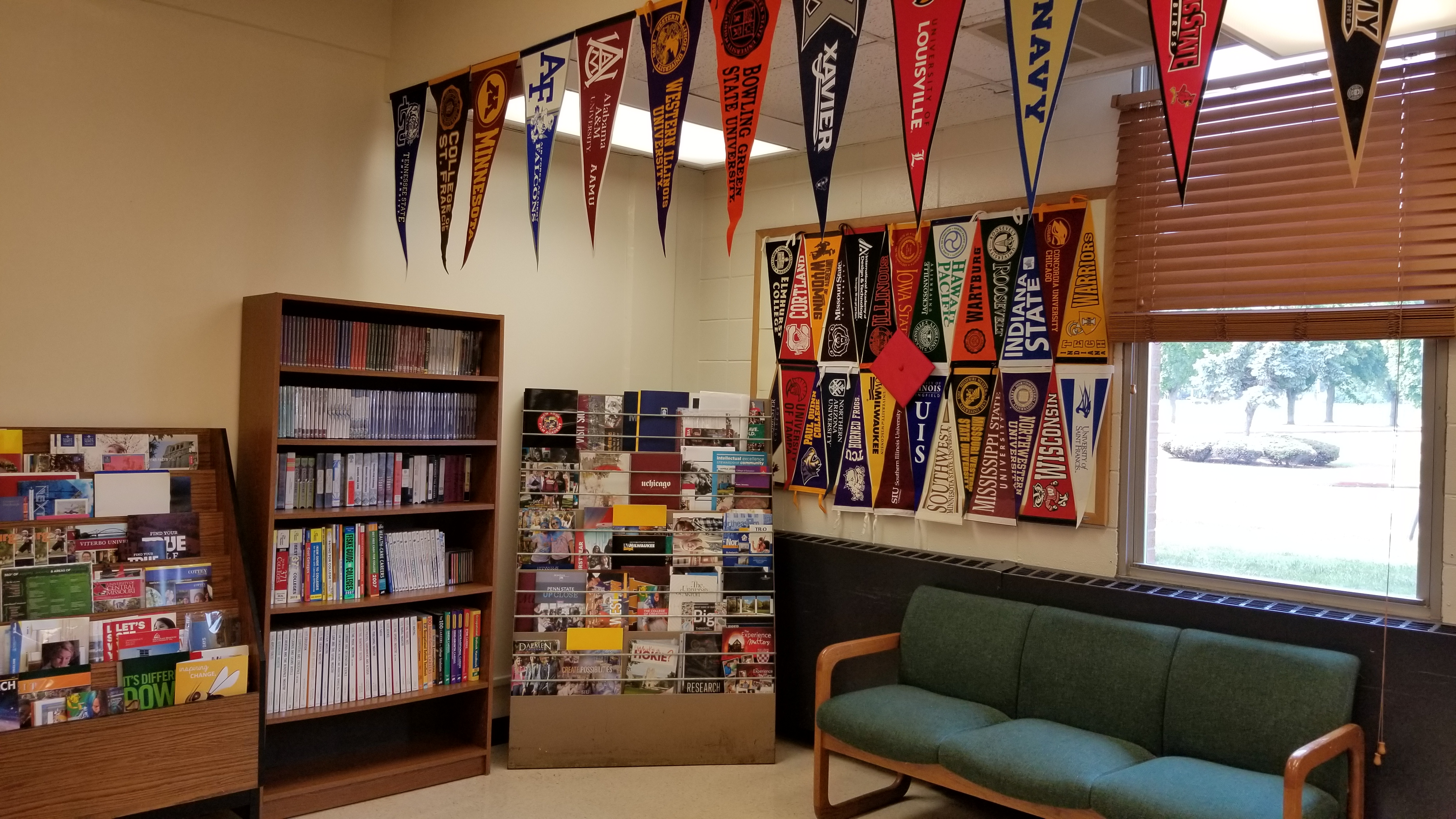 picture of College and Career Center
