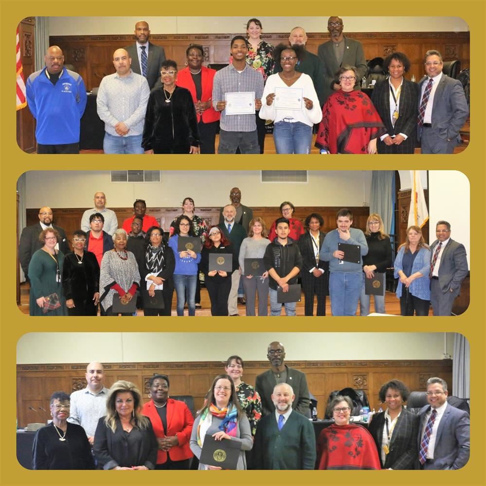 Student & Staff Recognition