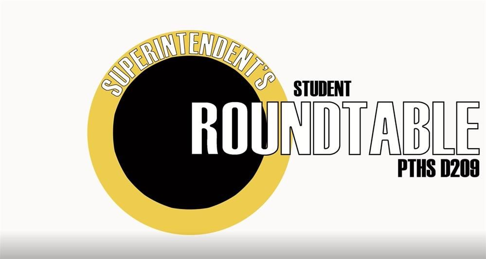 Superintendent's Student Roundtable