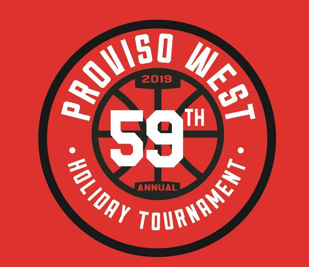 Proviso West Announces 59th Annual Holiday Tournament Lineup