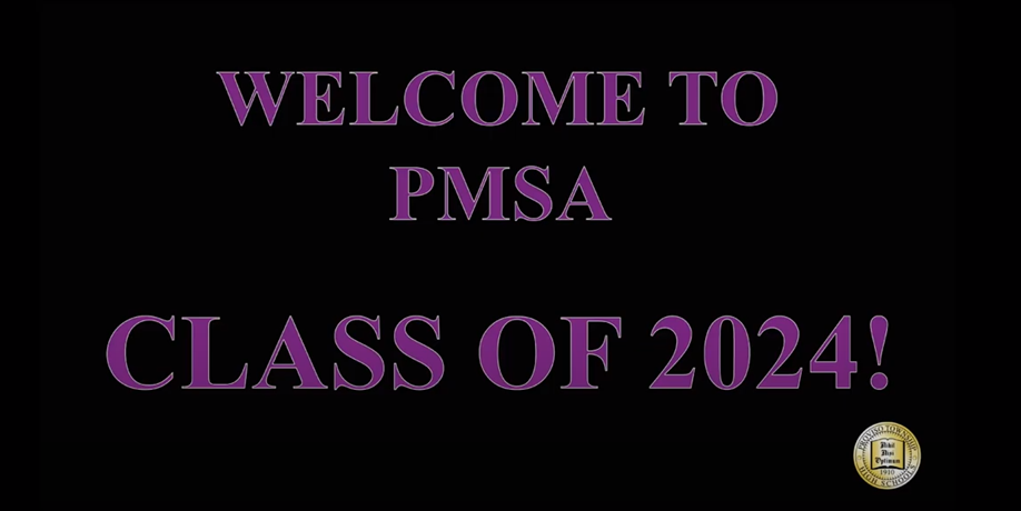 Proviso Mathematics and Science Academy welcomes the Class of 2024