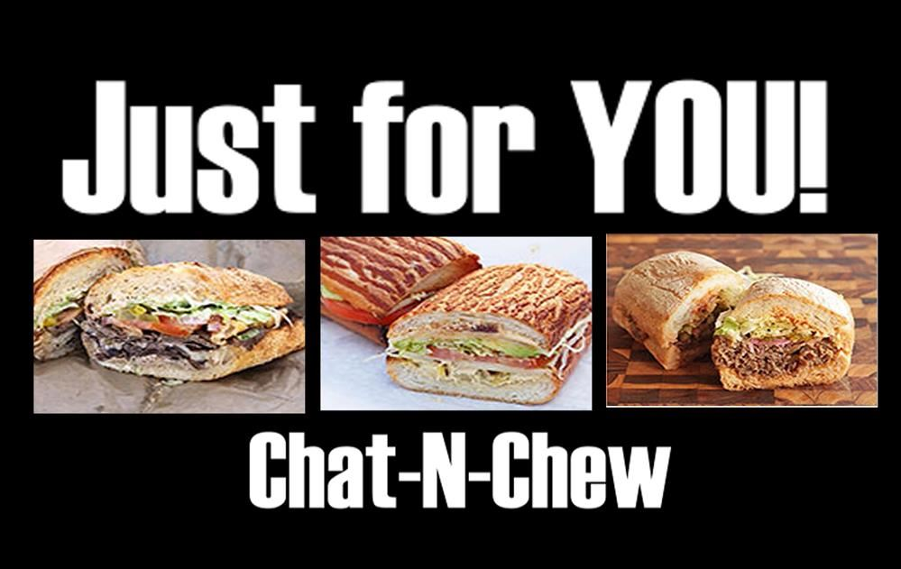 Chat-N-Chew for faculty and staff
